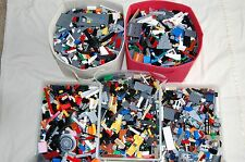 Buy LEGOS by the Pound - Assorted mixed bulk parts and pieces + 1 mini figure