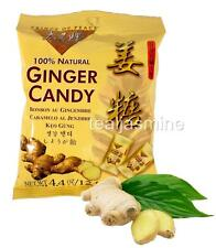 GINGER CANDY Prince of Peace 100% Natural Individually Wrapped  4.4 Oz. / 124 g.