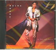 A Lot of Love by Melba Moore (CD, May-2011, Funky Town Grooves) NEW SS oop