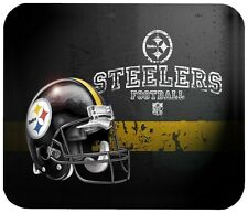 "PITTSBURGH STEELERS MOUSE PAD 1/4"" NOVELTY MOUSEPAD"