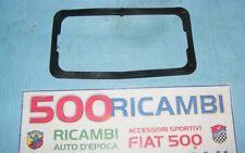 FIAT 500 F/L/R GUARNIZIONE PER POSACENERE DA CRUSCOTTO CROMATO E NERO ABITACOLO