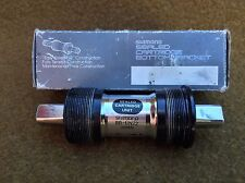 1998 Shimano Sealed Hollow bottom Bracket BB-UN72 ITALIAN Thread 70x113mm Japan
