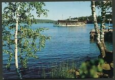 C1970's View of a Passenger Ferry Boat, Suomi, Finland