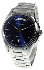 Hamilton Jazzmaster Day Date Blue Dial Automatic Men's Watch H32505141 New -Sale