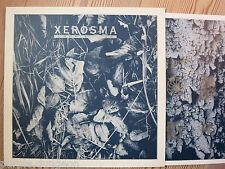 XEROSMA Ant-Zen LP  # 357 / 525 BLUE VINYL  Kirlian Camera T.A.C. Stin Scatzor