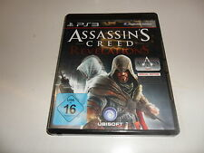 PlayStation 3 PS 3 Assassin 's Creed Revelations