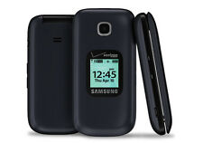 Verizon Wireless Prepaid - Samsung Gusto 3 No-Contract Cell Phone -Flip phone