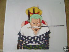 ONE PIECE  ZORO / LUFFY ANIME PRODUCTION CEL