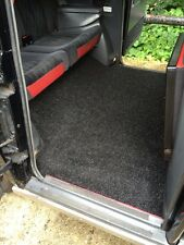 Fairway rear replacment carpet London Taxi