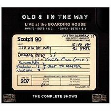 OLD & IN THE WAY-Live At The Boarding House CD NEW