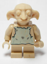 LEGO Minifig Dobby (Elf) hp017 from Harry Potter Chamber of Secrets Tan 2002