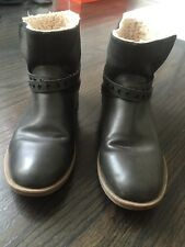 Zara Girls Ankle Boots Size 38
