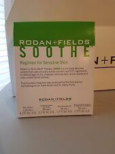 Rodan and Fields Soothe Regimen for Sensitive,Irritated Skin And Facial Redness