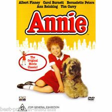 Annie DVD TV MOVIE THE ORIGINAL CLASSIC BRAND NEW SEALED Region 4 FREE POSTAGE