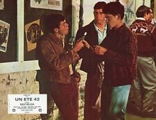 JERRRY HOUSER GARY GRIMES OLIVER CONANT SUMMER OF '42 1971 VINTAGE LOBBY CARD #5