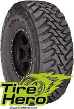 35X12.50R17-Toyo Open Country M/T- BLK 125Q E 10PlyNew Set of (4)