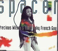 Precious Wilson Spacer (4 versions, 1992, & The Funky French Guy) [Maxi-CD]