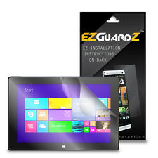 2X EZguardz LCD Screen Protector Skin HD 2X For Hipstreet W10 Pro 10DTB37 Tablet