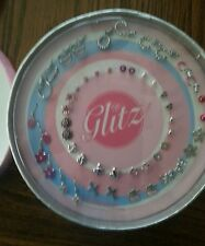 GLITZ JEWERLY 25 PAIRS OF EARRINGS FOR KIDS 6 & OLDER, SILVER &PINK