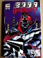 Marvel Crossover 2099  n°13 1996 ed.Marvel Italia  [G.181]