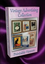 Card-making Dvd-Vintage Publicidad Collection