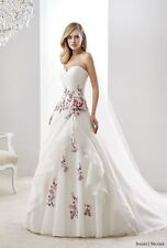 Y3131  Abiti da Sposa vestito nozze sera wedding evening dress