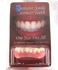 Cosmetic Teeth Secure Instant Natural Smile Snap On Teeth Veneers Dental Beauty