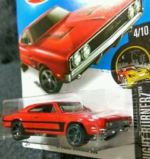 HOt WHeeLs ® '69 DODGE CHARGER 500 (fast &  furious)