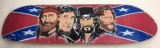 "Very Rare Highwaymen band POOL deck 9 X 33 "" Skateboard mini longboard D28"