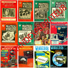 Ultimate  Practical Wireless  Magazines Collection (241 PDF magazine s on DVD)