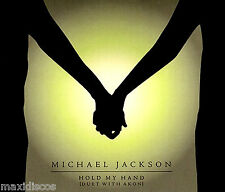 CDM - Michael Jackson Duet With Akon - Hold My Hand (MINT, SEALED * PRECINTADO)