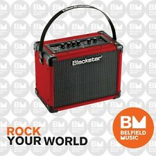 Blackstar ID:Core Stereo 10 Limited Edition Red Programmable 2x5w Guitar Amp