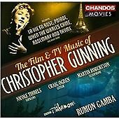 BBC Philharmonic Orchestra : Film and TV Music By Christopher Gunning CD (2010)