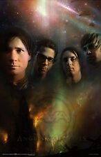 ANGELS AND AIRWAVES POSTER Amazing Group Shot NEW 24X36