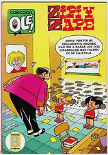 OLÉ! (ed B 1987) nº 237-Z10: ZIPI Y ZAPE. 2ª ed