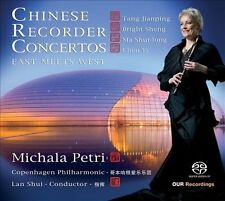 Chinese Recorder Concertos: East Meets West, New Music