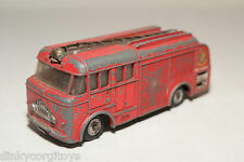DINKY TOYS 259 FIRE ENGINE TRUCK EXCELLENT CONDITION