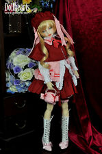 dollheart bjd doll Love & Sweet nurse dress outfit clothes SD10 SD13 lolita cute