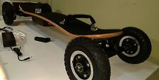 Electric Mountainboard with dual motors at 3300W compare w/ Trampa Assembled USA