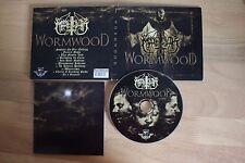 MARDUK - Wormwood - Ltd. Ed. CD DIGIPACK. FIRST PRESS 2009 BLOOD044, watain