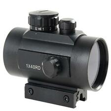 Red/Green Holographic Tactical Laser Sight Scope Rifle Picatinny Rail Mount SR1G