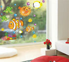 New Colorful Fish Home Decor Removable Wall Sticker/Decal/Decoration
