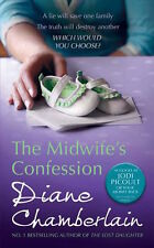 DIANE CHAMBERLAIN __ THE MIDWIFE'S CONFESSION ____ BRAND NEW  ___ UK FREEPOST