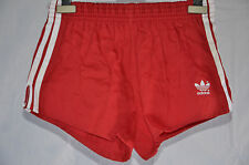VINTAGE OLD ADIDAS COTON SHORT DEPORTIVO AÑOS 80s RUNNING OLDSCHOOL WEST GERMANY