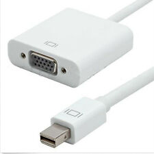 DP Displayport Display Port Male to VGA Female Cable Connector for Macbook Pro