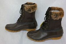 Arctic Plunge Women's Ander Boots Brown Size 6     5E