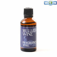 Mulled Wine 50ml Fragrance Oil for Soap, Bath Bombs (FO50MULLWINE)