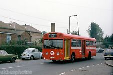 London Transport SMS289 Mill Hill East 12th July 1978 Bus Photo
