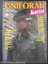 UNIFORMI E ARMI N° 18 OTTOBRE 1990 FRONTE RUSSO CROCE DI FERRO CARRISTA SOVIETIC