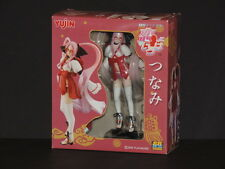 Sexy Anime Female Character Figure from Denshi Maid Techou of Tsunami